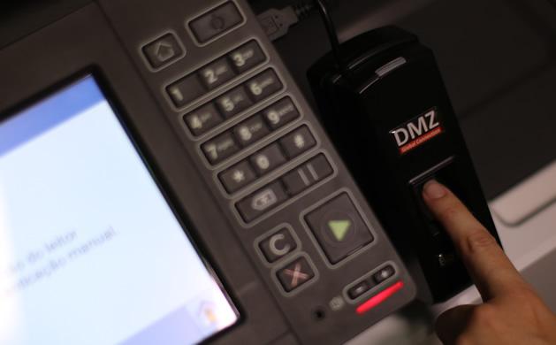 Liberação Segura com Biometria